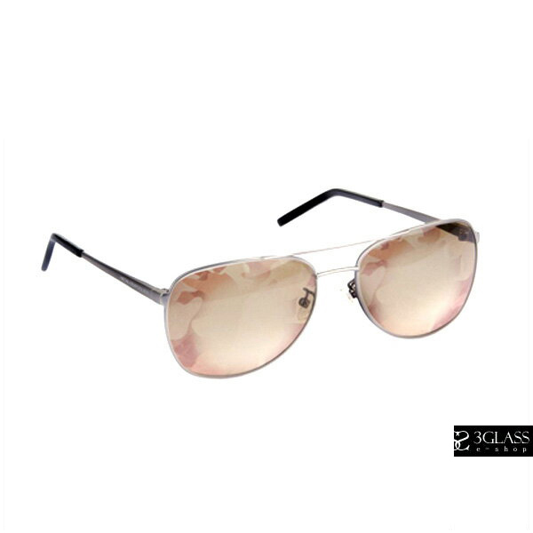 J.F.RAY × METAL GEAR SOLID 협업 안경 KAZGEAR SUNGLASSES 1010 Grey metal/Khaki camo lenses