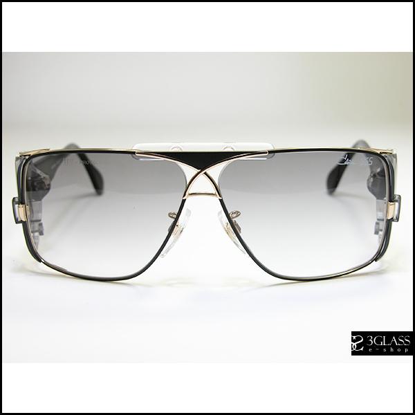CAZAL955환상의 복각 모데르카자르레젠즈모델 955 칼라 302 맨즈 안경 선글라스
