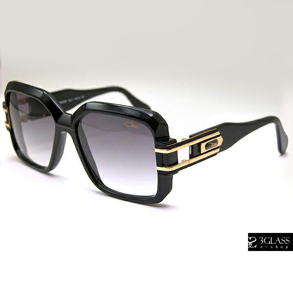 CAZALカザール レジェンズ モデル623/カラー001特注サングラスバージョン【3GLASS e-sop】 メンズ メガネ サングラス【店頭受取対応商品】