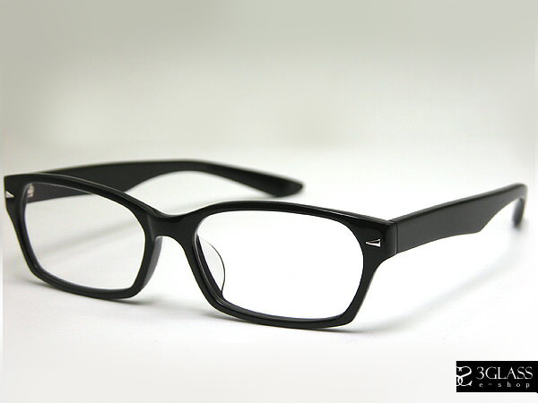 ■ GACKT latest used black rim glasses ■ men's sunglasses