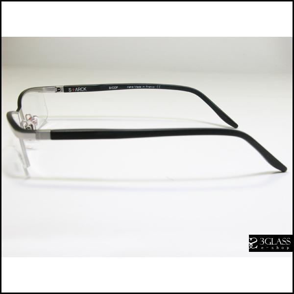 alain mikli 아란미크리메가네 STARCK EYES (스타르크아이즈) PL0628 칼라 MO7T 맨즈 안경 선글라스 안경