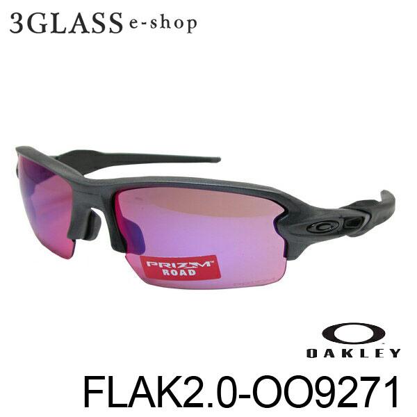 OAKLEY オークリー FLAK2.0 OO9271 2カラー61mm メンズ メガネ 眼鏡 サングラス【ありがとう】【店頭受取対応商品】