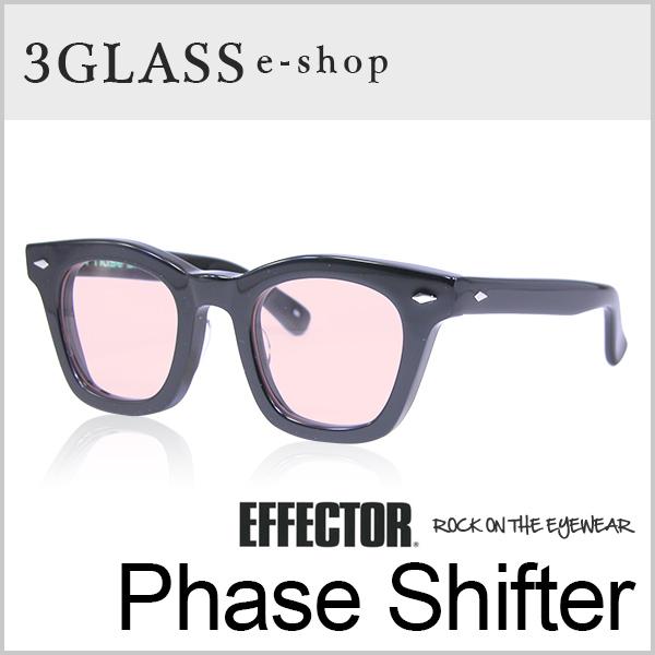 EFFECTOR 음향 처리 장치 Phase Shifter BK맨즈 안경 기프트 대응 phase-shifter bk