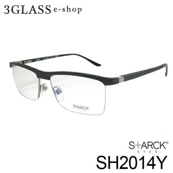 ■STARCK EYES スタルクアイズ SH2014Y 4カラー alain mikli アランミクリ 55mm メンズ メガネ サングラス【店頭受取対応商品】