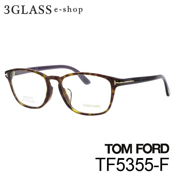 TOM FORD トムフォード TF5355-F カラー 052 57mmメンズ メガネ サングラス 眼鏡 ギフト対応 tom ford tf5355-f af【店頭受取対応商品】