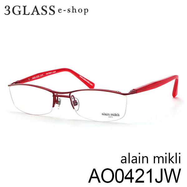 人気のアランミクリのフレーム ■alain mikli アランミクリAO0421JW カラー 4420 店頭受取対応商品 メガネ 注目ブランド ao0421jw 至上 サングラス 眼鏡alainmikli 53mmメンズ