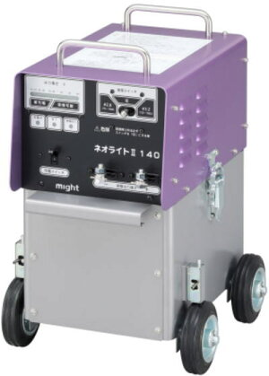 マイト工業バッテリー溶接機ネオライト2MBW-140-2