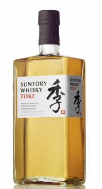サントリー ウイスキー 季 TOKI 43度 750ml ウィスキー
