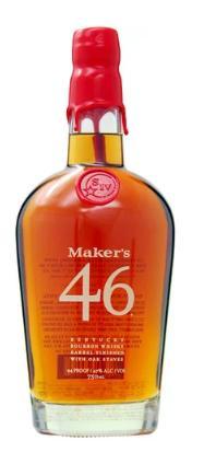 メーカーズマーク46  47度 750ml バーボン ウイスキー