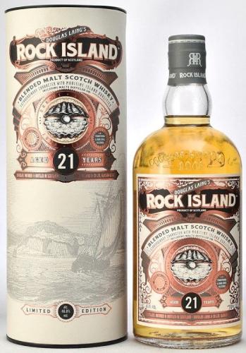 プレゼント �酒 新� スコッ� 宅飲� ��� �中元 ウイスキー ギフト �歳暮 《正��》ロック OUTLET SALE ダグラスレイン 洋酒 21年 700ml 誕生日 父�日 J 46.8度 アイランド