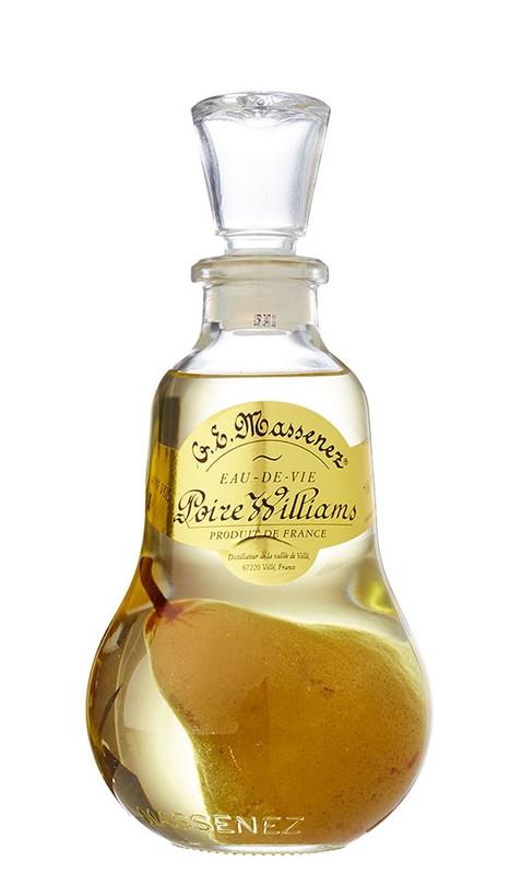 誕生日プレゼント 酒 洋酒 オードヴィー 宅飲み お祝い お中元 フランス ギフト お歳暮 贈呈 お酒 激安格安割引情報満載 箱付き 700ml RS 40度 実入り ウィリアムス ブランデー ポワール マスネ