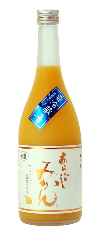 梅乃宿 発売モデル あらごしみかん 7度 G 720ml クール便 定番
