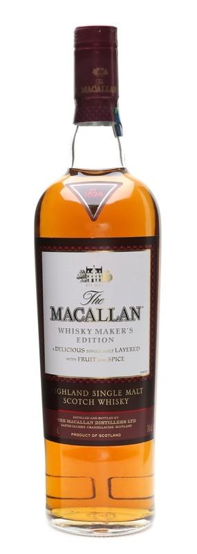 マッカラン ウイスキーメーカーズエディション 42.8度 700ml R