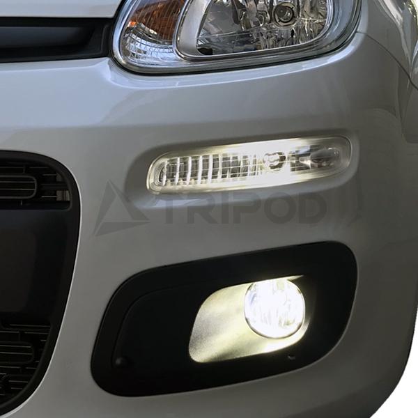FIAT PANDA(フィアット パンダ)スモールランプLED(キャンセラー付)