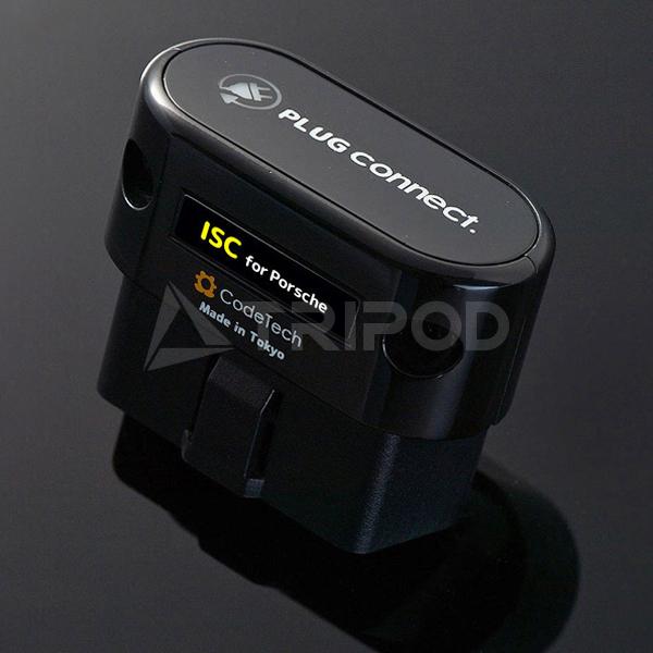 PC2-ISC-P001 OBD2 ポートに取付るアイドリングストップキャンセラー ポルシェ for 2020モデル 男女兼用