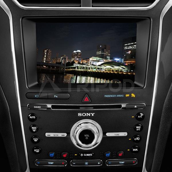 FO-SYNC3 フォード シンク3HDMI入力付 AVインターフェース