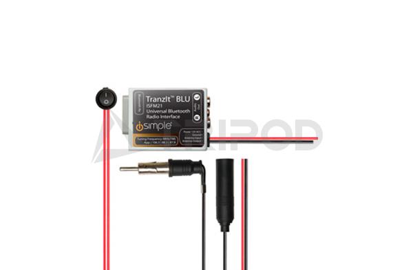 Bluetoothオーディオレシーバー 【I simple |ISBT23】