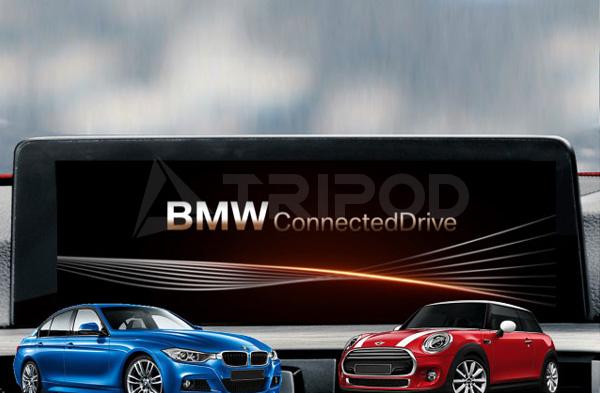 【IFJ | BMW TYPE-FXS】 BMW 6/7シリーズ/MINI/i3/i8 純正TV・DVD・NAVIキャンセラー内蔵 AVインターフェイス