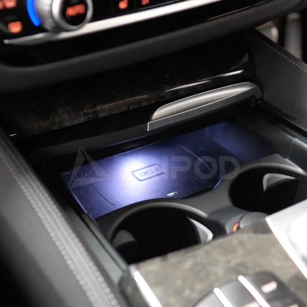 BP-BMWCBMW 5シリーズ スマートフォンワイヤレスチャージャー