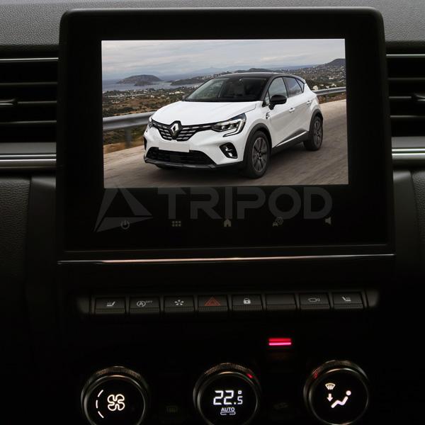 ルノー キャプチャー ルーテシア メガーヌRS トゥインゴEASY CarPlay搭載車両で動画アプリの再生が可能となります 市場 LINK搭載車用アンドロイドボックス純正Apple 贈答