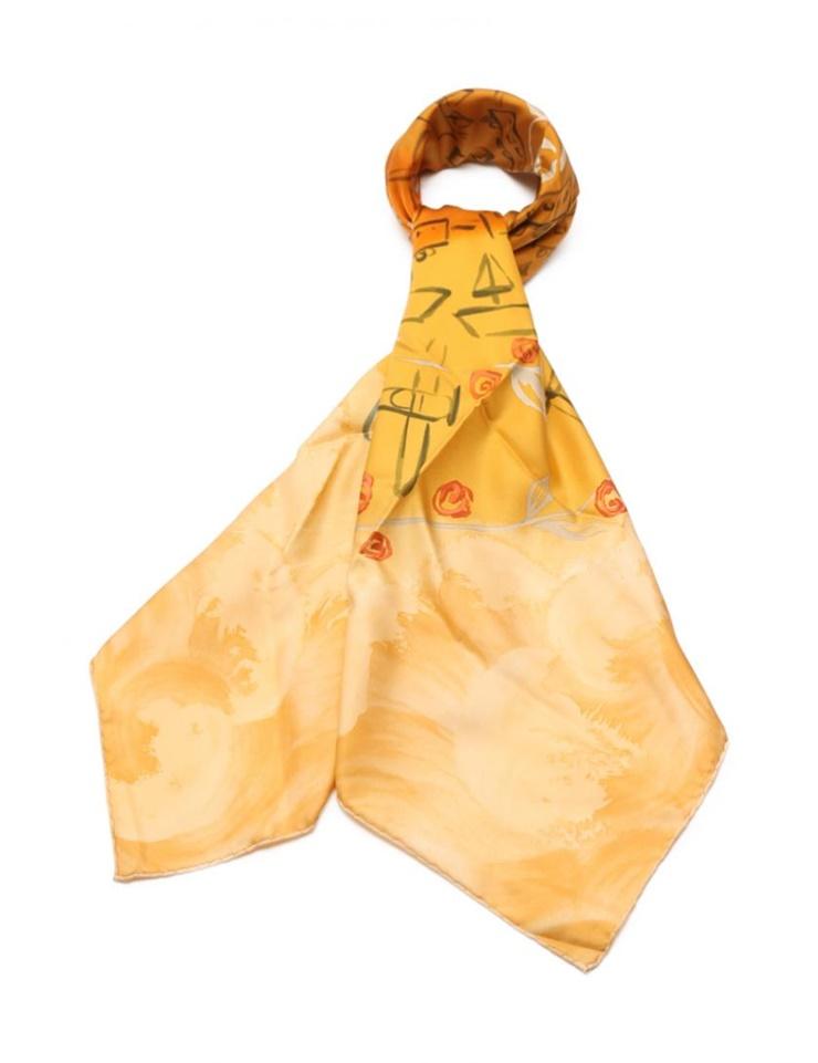 【全品ポイント10倍 5 5/11~】超美品 スカーフ/11~】超美品 LOUIS VUITTON ルイヴィトン スカーフ ルイヴィトン シルク オレンジ 小物 レディース【本物保証】【中古】, Loopの森:1186e9d6 --- kapapa.site