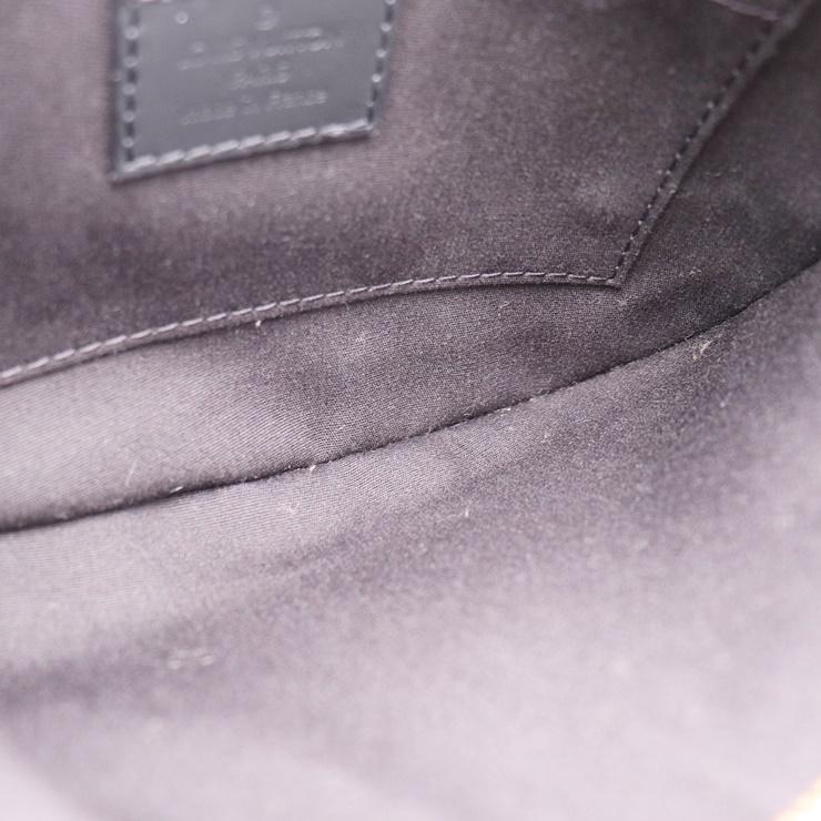 美品 LOUIS VUITTON ルイヴィトン サルヴァンガ ショルダーバッグ M58982 エピ ノワール 黒 本物保証sxtQrdCh