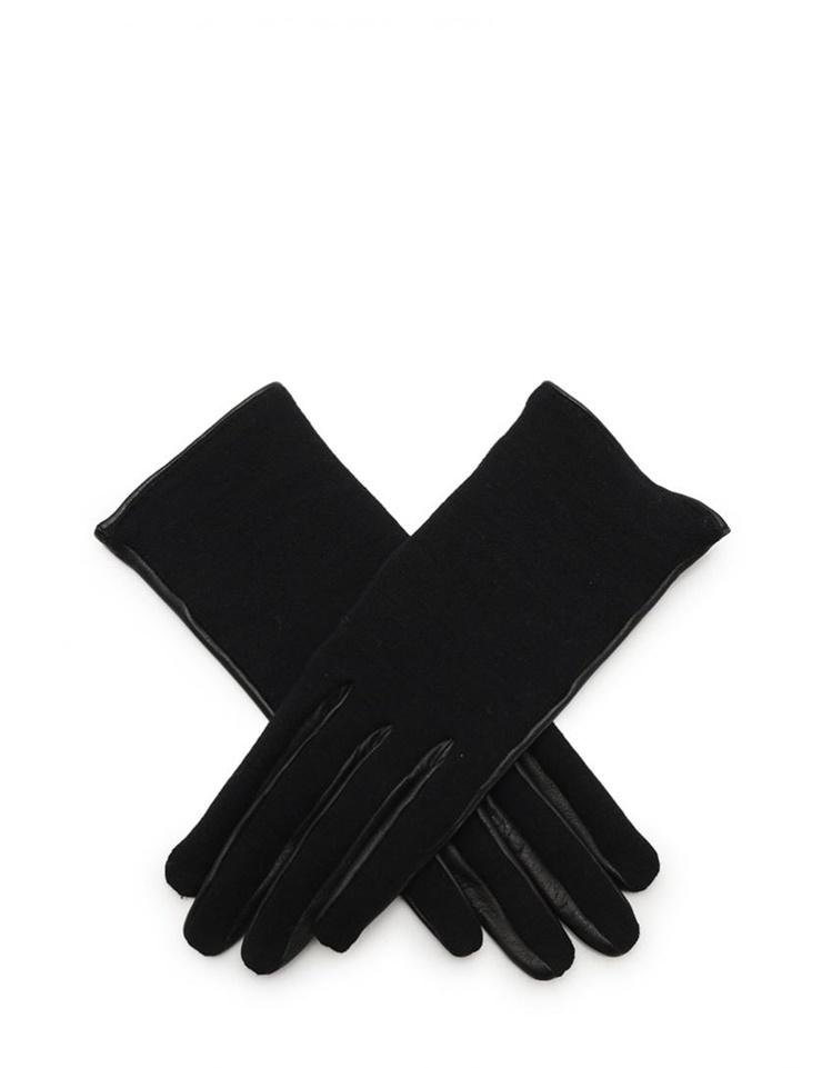 新品未使用展示品 HERMES エルメス グローブ 手袋 黒 ブラック【本物保証】【中古】