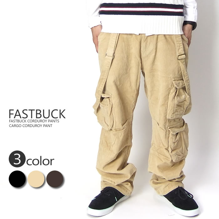 3rd-hiphop | Rakuten Global Market: FAST BUCK cargo pants long ...