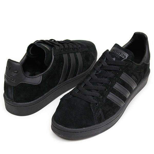Free delivery - adidas campus all black