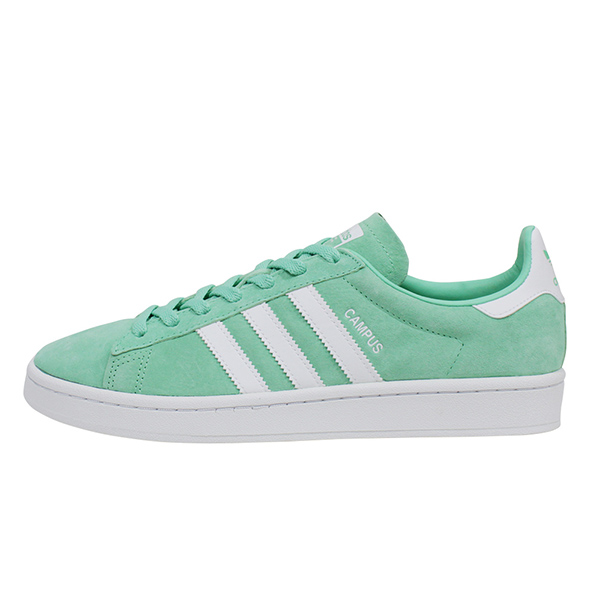 wholesale dealer 3f970 e1cee adidas Adidas CAMPUS SUEDE men sneakers  MINT GREEN