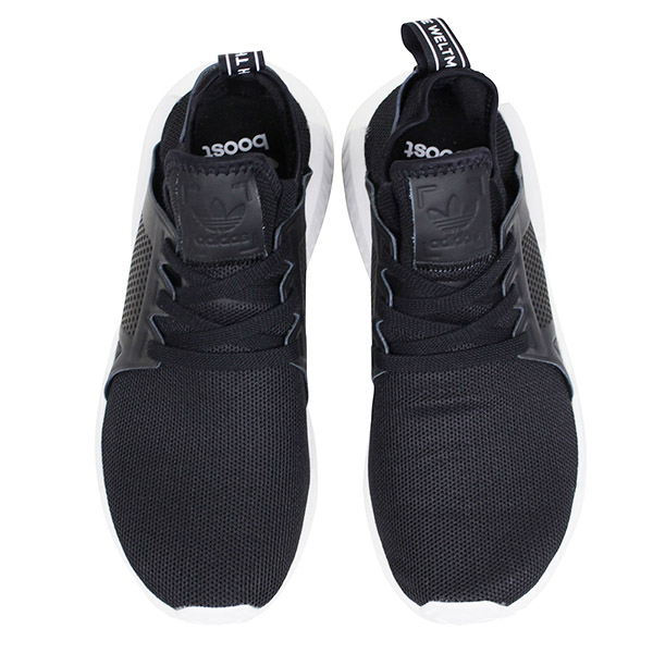 online store 0ba72 71902 Shoes BY9921 for the adidas Adidas NMD XR1 men sneakers [BLACK] black N M D  originals boost YEEZY running shoes man