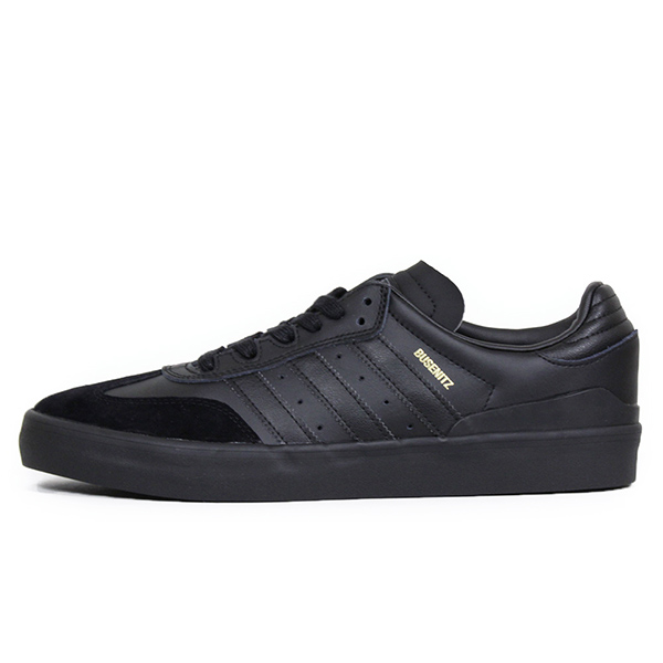 dfb70f205 Shoes black SB BY4444 for the adidas skateboarding Adidas BUSENITZ VULC RX  men sneakers  ALL BLACK  ブセニッツブラック SAMBA sun basketball sibilants man