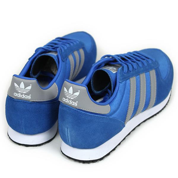 official photos 5a73d 6e887 adidas Adidas ZX RACER sneakers [BLUE/GREY] men blue gray running 80's  S79204 Rakuten mail order