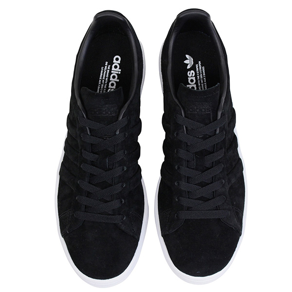 factory authentic 54563 27a26 adidas Adidas CAMPUS STITCH AND TURN men sneakers BLACK