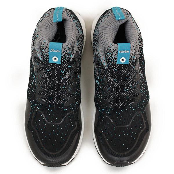 88962d426adb0 adidas Adidas CONSORTIUM x PACKER SHOES X SOLEBOX ULTRA BOOST MID S.E.  Men s sneakers  BLACK BLUE