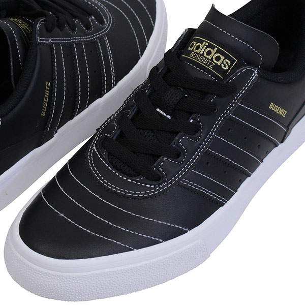 550058924b414 Shoes SB CQ1167 for the adidas skateboarding Adidas BUSENITZ VULC men  sneakers BLACK/WHITE ブセニッツブラックレザー SAMBA sun basketball sibilants man