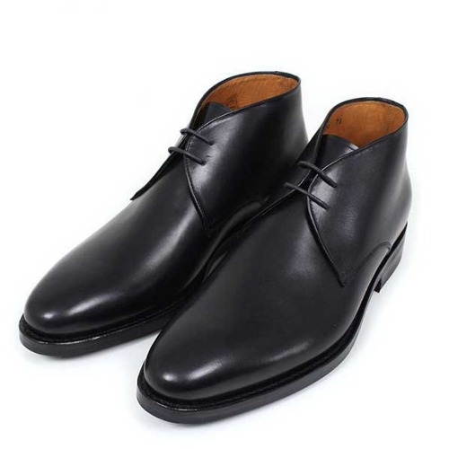 JALAN SRIWIJAYA ジャランスリワヤ メンズ チャッカブーツ ダイナイトソール BLACK ブラック ビジネスシューズ 革靴 レザーシューズ フォーマル ジャランスリウァヤ ジャランスリウィヤ 送料無料