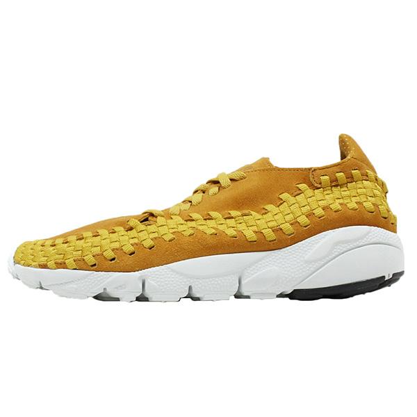 NIKE ナイキ AIR FOOTSCAPE WOVEN NM メンズ スニーカー GOLDEN KHAKI カーキ ベージュ フットスケープ ウーブン ブーツ NIKE LAB HTM ACG 875797-700 靴 送料無料