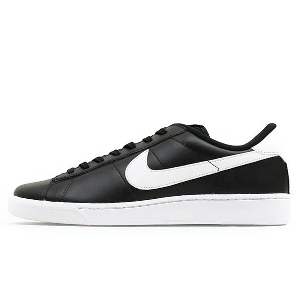 cheap for discount 36cf0 4bf0f NIKE Nike TENNIS CLASSIC CS men sneakers  BLACK WHITE