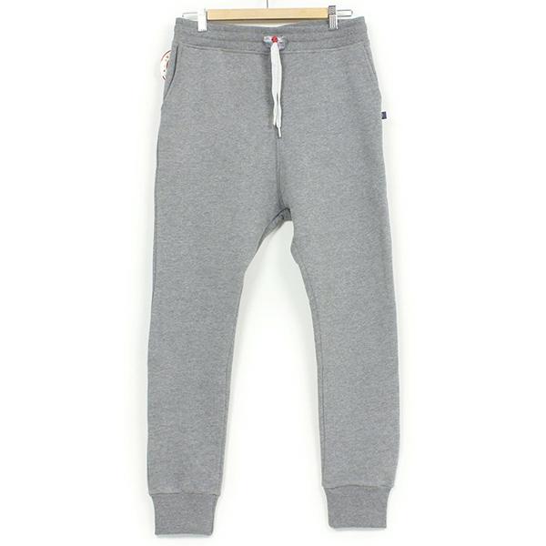 SWEET PANTS スイートパンツ Loose Pants TERRY メンズ スウェットパンツ DARK GREY ダークグレー 霜降り スリムパンツ サルエル スエット フランス フレンチテリー レディース 聖林公司 HRM 送料無料