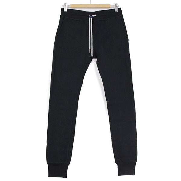 SWEET PANTS スイートパンツ Slim Pants メンズ スウェットパンツ BLACK ブラック 黒 スリムパンツ テーパード スエット フランス フレンチテリー レディース 聖林公司 HRM 送料無料