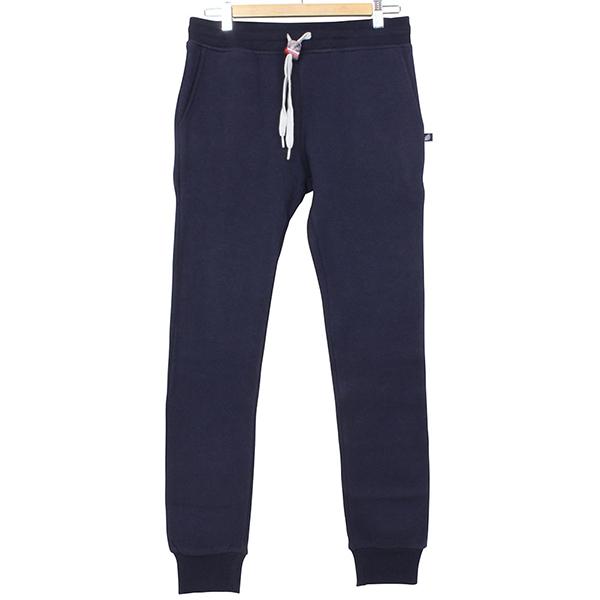 SWEET PANTS スイートパンツ Slim Pants メンズ スウェットパンツ NAVY ネイビー 紺 スリムパンツ テーパード スエット フランス フレンチテリー レディース 聖林公司 HRM 送料無料