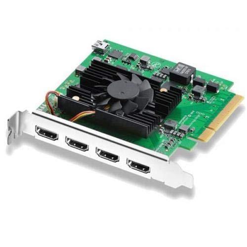 販売期間 限定のお得なタイムセール 合計5000円以上送料無料 ※一部地域除く BlackmagicDesign BDLKDVQDHDMI4K 《週末限定タイムセール》 DeckLink Recorder Quad HDMI お取り寄せ品