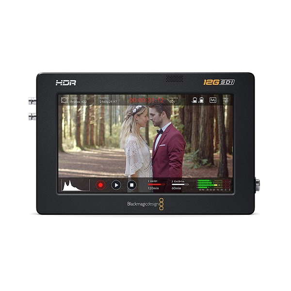 BlackmagicDesign HYPERD/AVIDA12/5HDR Blackmagic Video Assist 5