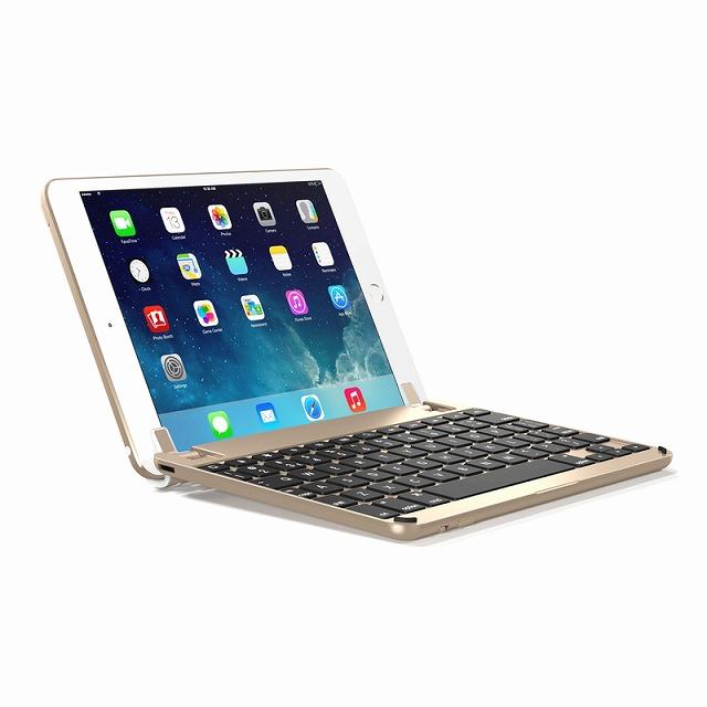 BRYDGE BRY5003 BRY5003 iPad mini 1、iPad mini 2、iPad mini 3対応 7.9インチ用ハードケース一体型Bluetoothキーボード