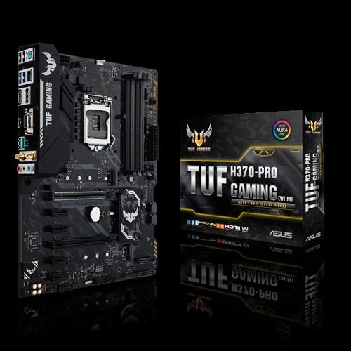 ASUSTeK TUF H370-PRO GAMING Intel (WI-FI) GAMING Intel H370-PRO H370チップセット搭載ATXマザーボード, 花と観葉植物のChouchou,te:9975d820 --- municipalidaddeprimavera.cl