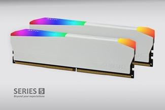 Antec AMD4UZ126661608G-5D ASUS AURA SYNC対応プレミアムDDR4メモリ(White Heat Spreader・RGB LED)【少量在庫有り】