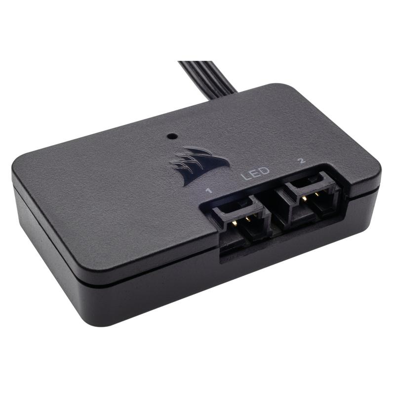 CORSAIR CL-9011109-WW Lighting Node PRO CORSAIR Link完全互換のLEDイルミネーション制御ツール