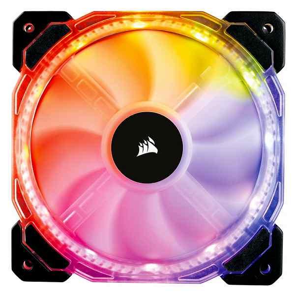 CORSAIR CO-9050067-WW CO-9050067-WW HD120 RGB RGB LED LED Pack RGB LED制御に対応した120mm高静圧ファン3個とコントローラ、ハブをセットにしたバリューモデル, ヒララシ:633d7eda --- municipalidaddeprimavera.cl