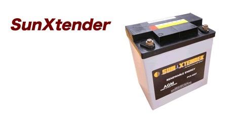電菱 PVX-2580L SunXtender【代引き不可・直送のみ】